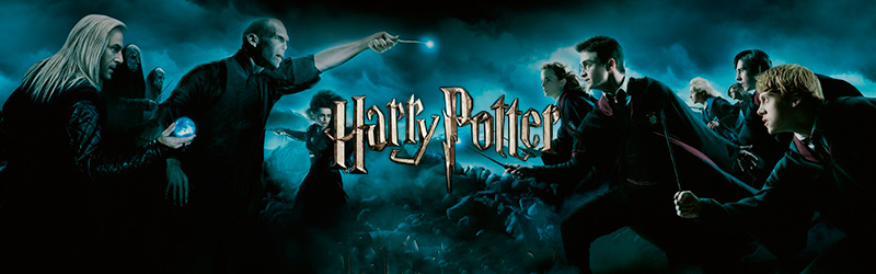 Harry Potter en Netflix